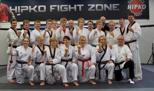 Taekwondo Black Belt Camp -seminaarisarja