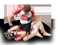 MMA - vapaaottelu ( mixed martial arts )