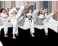Nuorten taekwondo