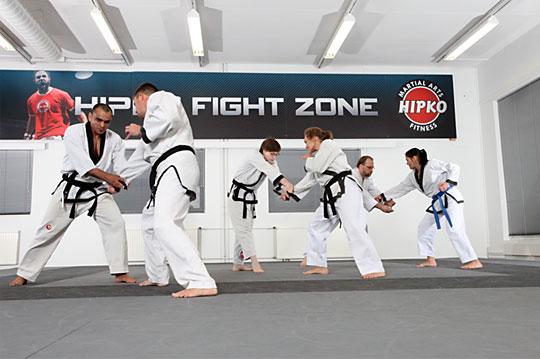 HIPKO Taekwondon vyökokeet 17.-21.12.