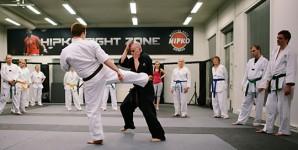 Hipkossa taekwondoa koko perheelle ja kaiken ikäisille!
