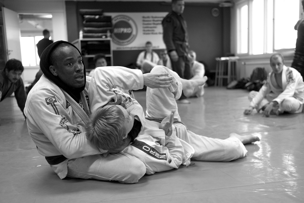 BJJ Master seminar  with Master Jamelao 27.2-4.3