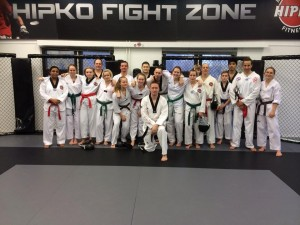 Taekwondo kamppis vanhemmille
