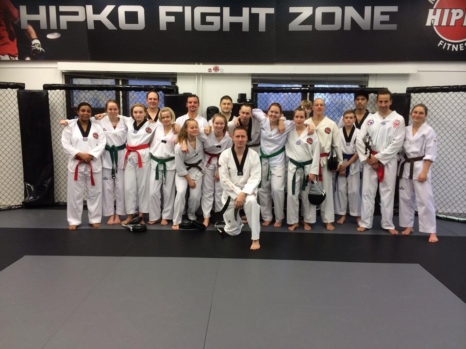 Tammikuun Taekwondo-tarjous Hipkon lasten vanhemmille - 3kk -50%