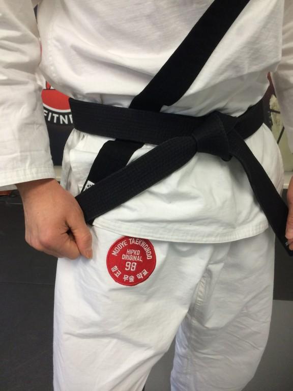 Taekwondon siniset-ruskeat vyöt - valmistautuminen mustalle vyölle