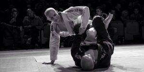Tommi Pulkkasen open guard BJJ-seminaari 16.9