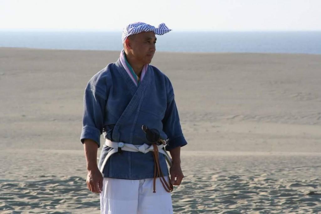 Master Seminar III - Soshi Yuji Matsuoi 8.dan 12.11.2016