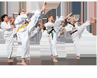 Taapero - ja Tiikeri Taekwondon natsakokeet LA 10.12.