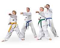 Perhe-Taekwondo