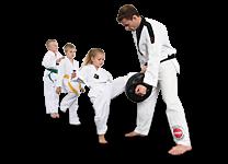 UUTTA!! Taapero Taekwondo palaa Vuosaaren salille!