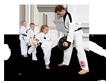 Taapero-Taekwondo