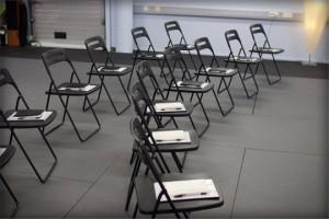Koulutus ja luentosali