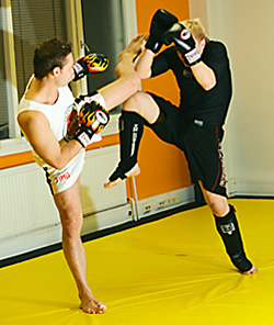 kickboxing - hipko