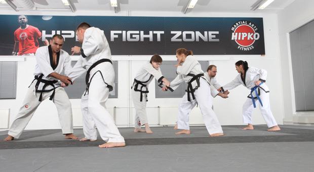 Kontulan salilla uusi ryhmä Taekwondo +40-v.