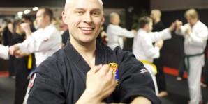 Hipkon itsepuolustustapahtuma -taekwondo/hapkido/karate/jujutsu 21.10