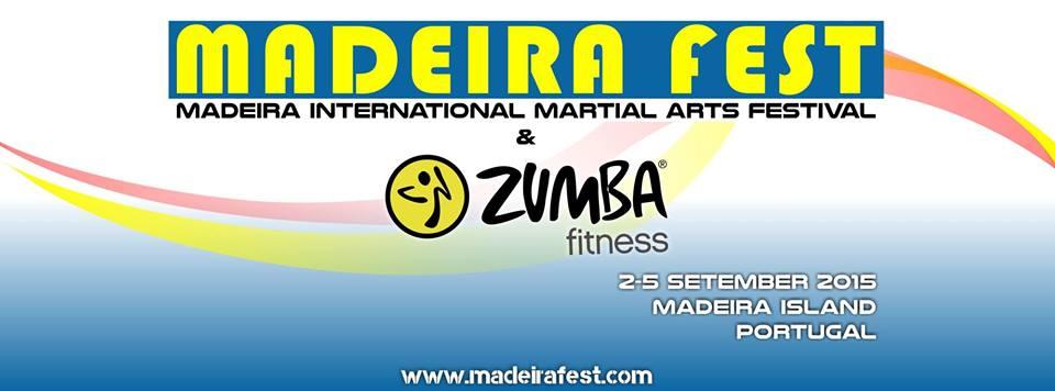 Kamppailu- ja itsepuolustuslajien seminaari Madeiralla 2.-5.9.2015!