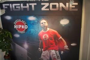 sali fight zone