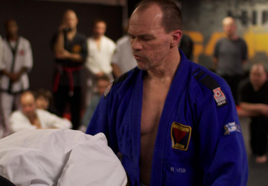 Master Seminar II - Hanshi Risto Väntär 8. dan 16.10.2016