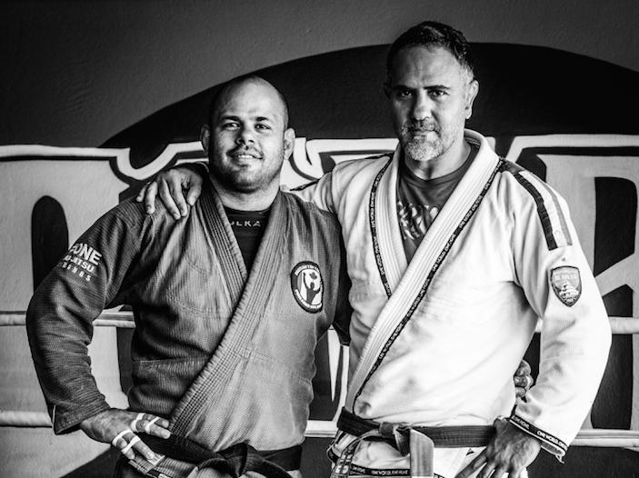 BJJ Masters seminar - Lucio Linhares ja Pedro Duarte