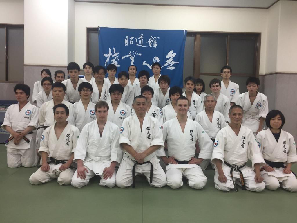 Hipkon Aikidoseminaari (Shodokan) 12.11.
