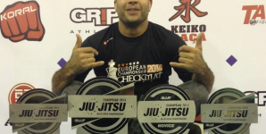 Master Leo Vieira BJJ-seminaari ke 20.9