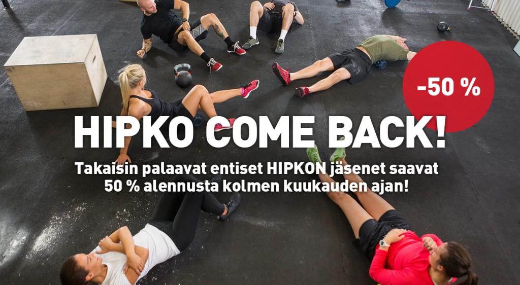 Hipko Comeback 3kk -50%