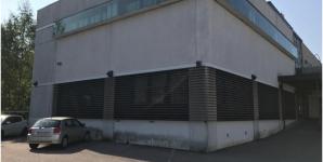 Kontulan sali on muuttanut uusiin tiloihin 1.9.2018