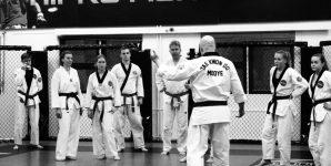 Mooye Taekwondon mustien vöiden leiri 6.4