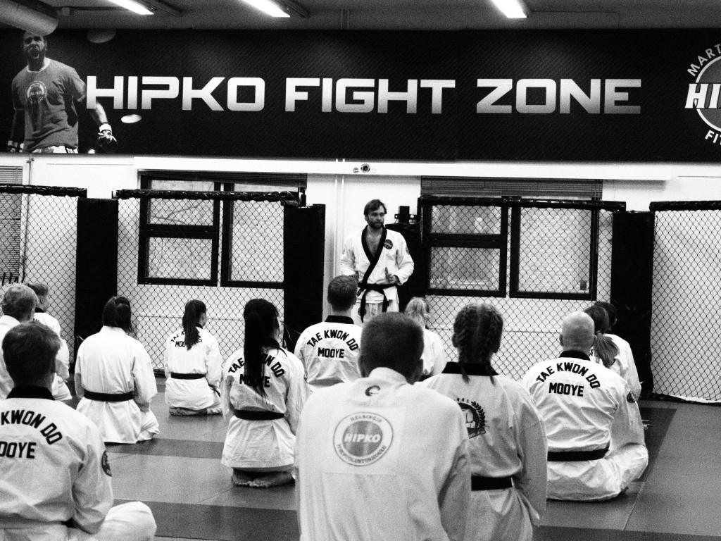 Hipko etsii uusia Mooye Taekwondo opettajia