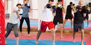 UUTTA!! Tekniikka-Kickboxing Kontulan, Metsälän, Leppävaaran ja Olarin salilla