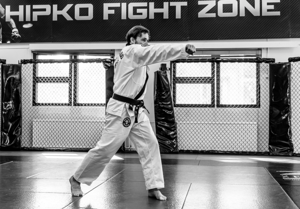 Taekwondo kombat