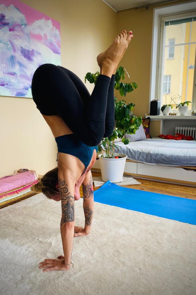 Workshop 20.9: Jooga – vahvistu ja notkistu