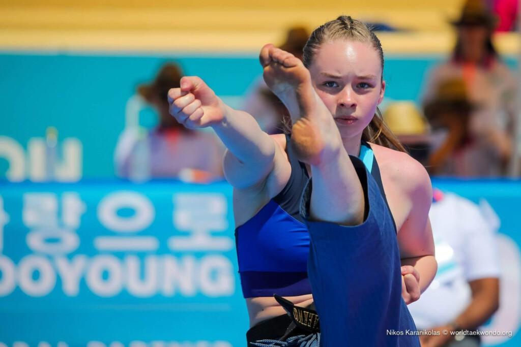 Taekwondon liikesarjojen seminaarisarja alkaa 13.9