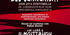 Hipkon Junnu BJJ-kisat 24.10